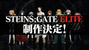 Steins;Gate Elite llegará a Nintendo Switch