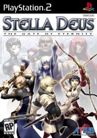 Stella Deus: The Gate of Eternity Playstation 2