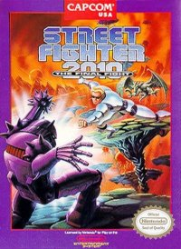 Street Fighter 2010: The Final Fight NES