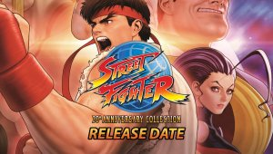Así es la edición especial de Street Fighter 30th Anniversary Collection para PS4 y Nintendo Switch