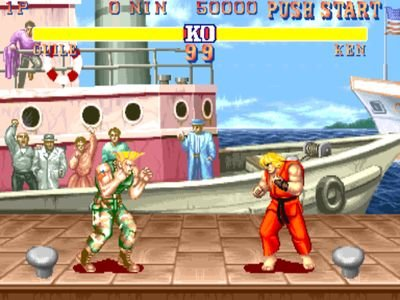 SF2: The World Warrior
