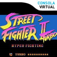 Street Fighter II Turbo Wii