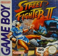 Street Fighter II Game Boy