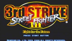 Fecha para Street Fighter 3: Third Strike