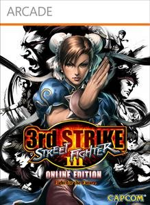 Street Fighter III Online Edition