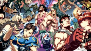 Torneo de Street Fighter IV en Madrid