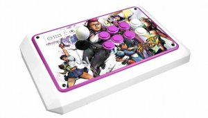 Street Fighter IV Tournament Edition Fightsticks en el PAX