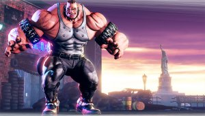 Street Fighter V presenta a Abigail, del clásico Final Fight