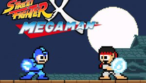 Ya disponible 'Street Fighter x Megaman'