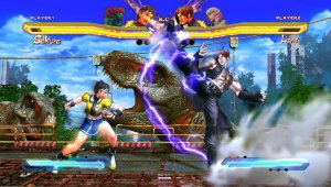 'Street Fighter x Tekken' y 'Monkey Ball: Banana Splitz' disponibles en PS Vita