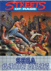 Streets of Rage Game Gear