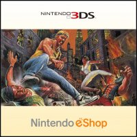 Streets of Rage Nintendo 3DS