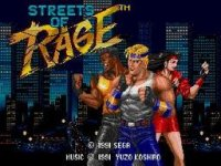 Streets of Rage Wii