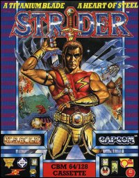 Strider Commodore 64