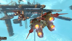 Strike Vector EX llegará a PlayStation 4 y Xbox One