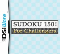 SUDOKU 150! For Challengers Nintendo DS