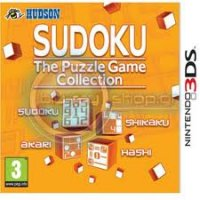Sudoku: The Puzzle Game Collection Nintendo 3DS