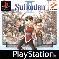 Suikoden II Playstation