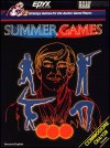 Summer Games Commodore 64