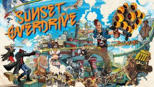 Sunset Overdrive: Registrada una versión para PC en Corea