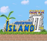 Super Adventure Island II Wii