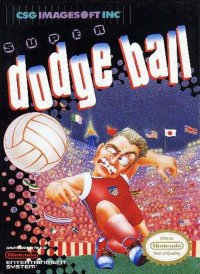 Super Dodge Ball NES