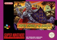 Super Ghouls'n Ghosts Super Nintendo