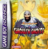 Super Ghouls'n Ghosts Game Boy Advance