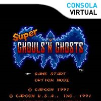 Super Ghouls'n Ghosts Wii