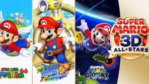 Análisis Super Mario 3D All-Stars (Switch)