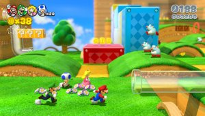 [Impresiones jugables] Super Mario 3D World