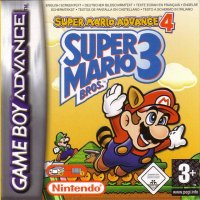 Super Mario Advance 4: Super Mario Bros. 3 Game Boy Advance