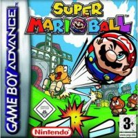 Super Mario Ball Game Boy Advance