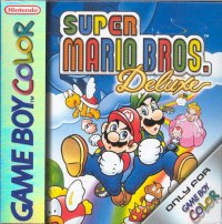 Super Mario Bros. Deluxe Game Boy Color