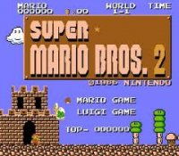 Super Mario Bros.: The Lost Levels Wii