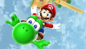 Posible fecha europea de Super Mario Galaxy 2