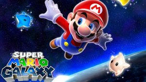 Así luce Super Mario Galaxy en Nvidia Shield