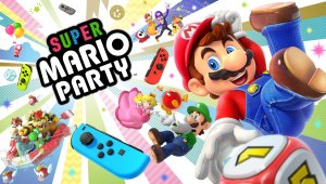 Anunciada una edición limitada de Super Mario Party para Nintendo Switch