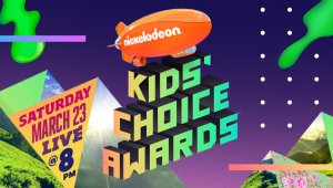 Nintendo, la favorita para los Kid's Choice Awards