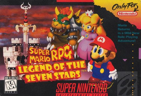 Super Mario RPG: Legend of Seven Stars