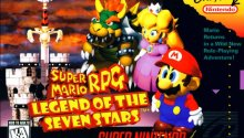 Super Mario RPG Legend of The Seven Stars ya tiene 20 años
