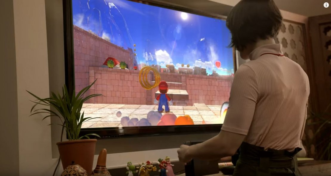Super Mario Switch
