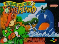 Super Mario World 2: Yoshi's Island Super Nintendo