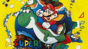 Súper gameplay de Súper Mario World... ¡¡woohooo!!