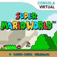 Super Mario World Wii