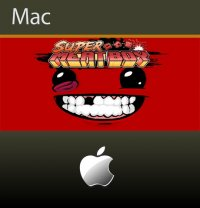 Super Meat Boy Mac