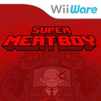 Super Meat Boy Wii