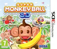 Super Monkey Ball 3D Nintendo 3DS