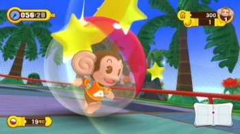 Super Monkey Ball Step & Roll en exclusiva para Wii