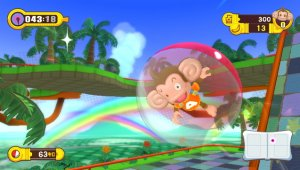 [TGS09] Primer vídeo ingame de Super Monkey Ball: Step & Roll
